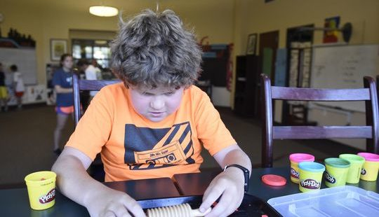 Intensive summer camp in Brentwood aims to help young students with ADHD