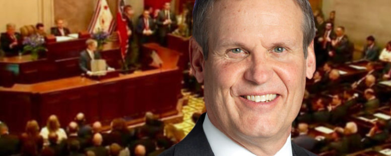 Republican Senate Leaders Praise Gov. Lee's 'Conservative' Budget in State of the State Address