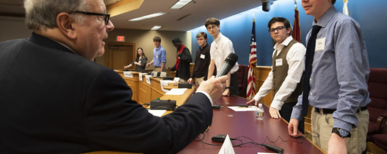 Summit High School named back-to-back champions of Brentwood's Annual History Bowl