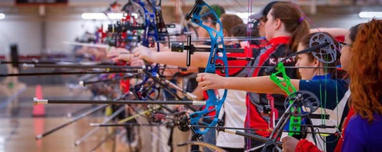 11 Local Archers Win Medals at National Championships