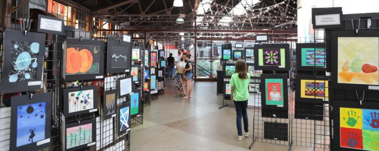 Fine Arts Festival showcases talent and creativity of students across county