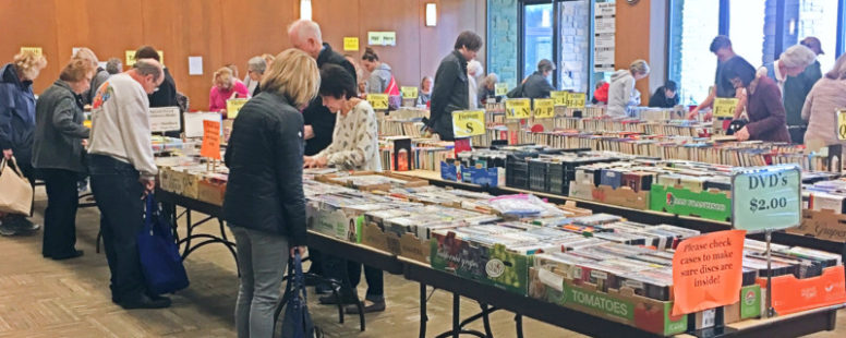Brentwood Library to host quarterly book sale, financial workshops this week