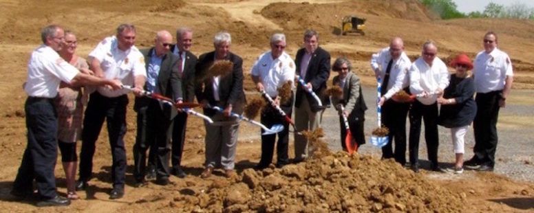 Franklin, Williamson County form partnership and break ground on Franklin Fire Station 7