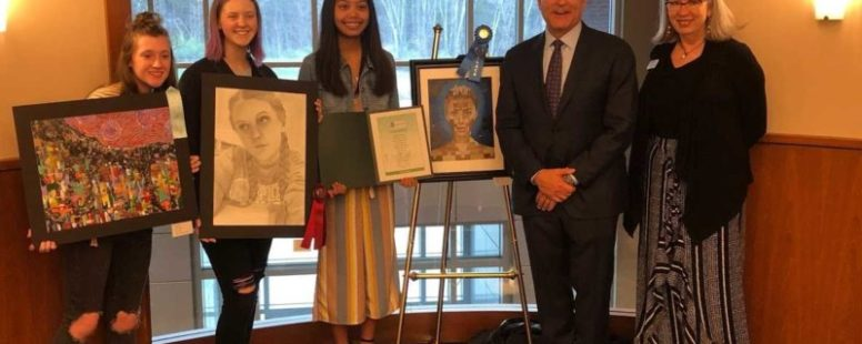 Congressional Art Competition sees winners from Hickman, Brentwood, Page high schools